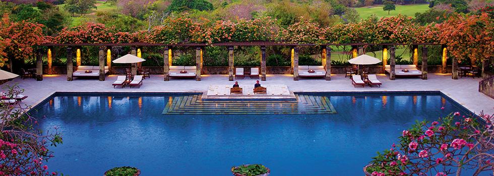 Amanusa, un hôtel de luxe à Bali