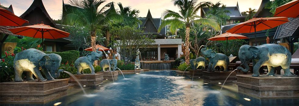 Séjour à l'Amari Vogue Resort en Thaïlande