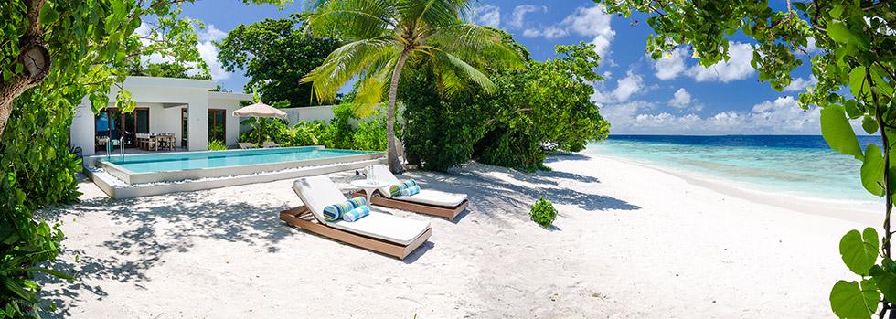 Amilla Fushi Beach Resort Atoll de Baa, Maldives