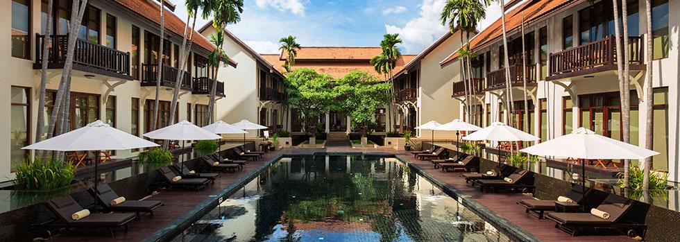 Séjour au Cambodge : Anantara Angkor Resort