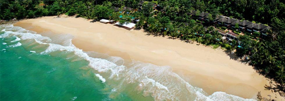 Andaman White Beach Resort Phuket en Thaïlande