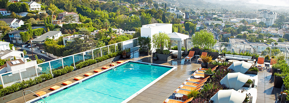 Hôtel à Los Angeles : Andaz West Hollywood