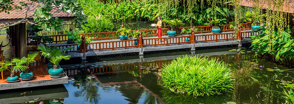 Séjour à Siem Reap : Angkor Village Hotel