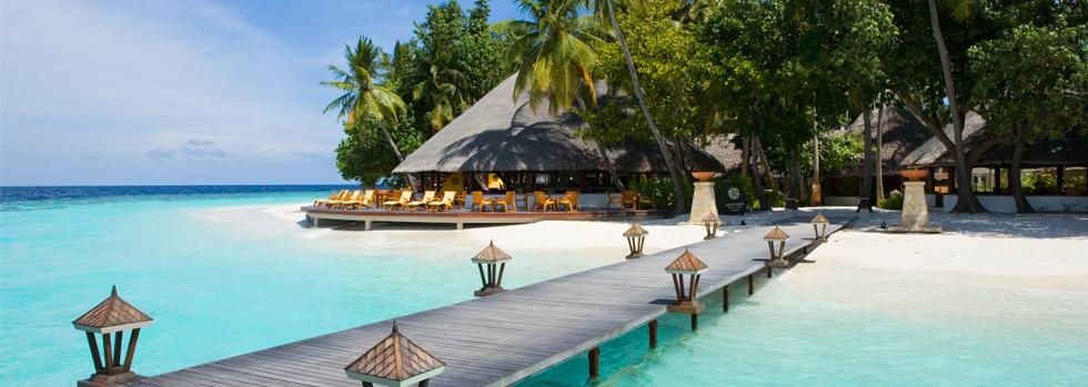 Angsana Ihuru Resort & Spa un établissement de luxe aux Maldives