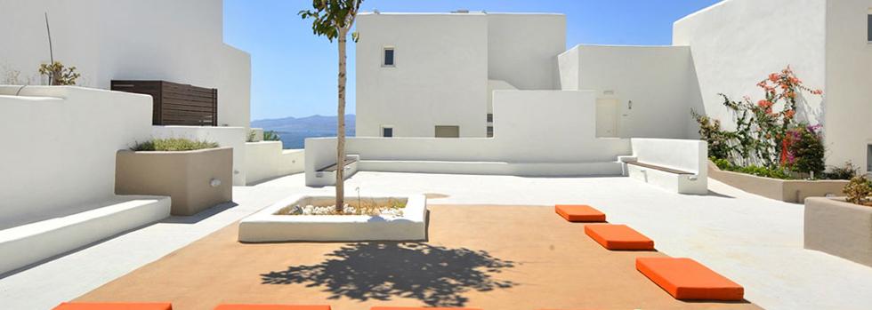 Séjour sur l'île de Paros dans Cyclades à l'hôtel Archipelagos