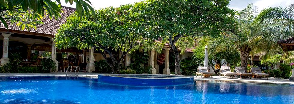 Arya Amed Beach Resort à Bali : un petit hôtel idéal pour les amateurs de plongée