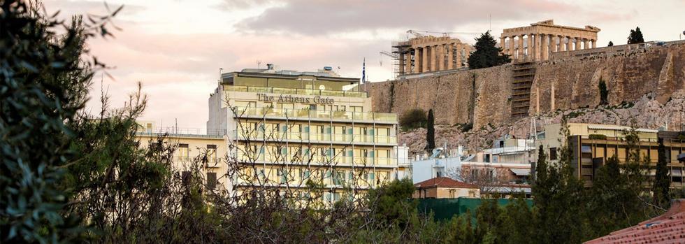 Hôtel Athens Gate