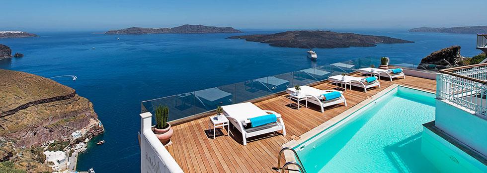 Athina Luxury Suites un hôtel de rêve à vivre en couple