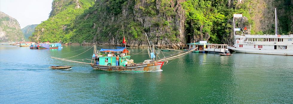 Aventure dans le Nord du Vietnam