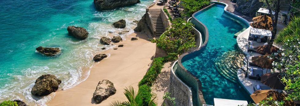 Hôtel Ayana Resort and Spa pour des vacances en famille