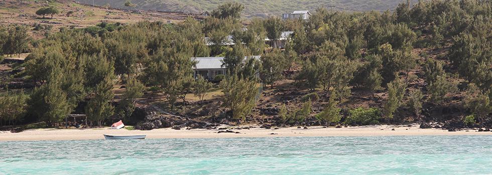 Séjour à l'île Rodrigues : Bakwa Lodge