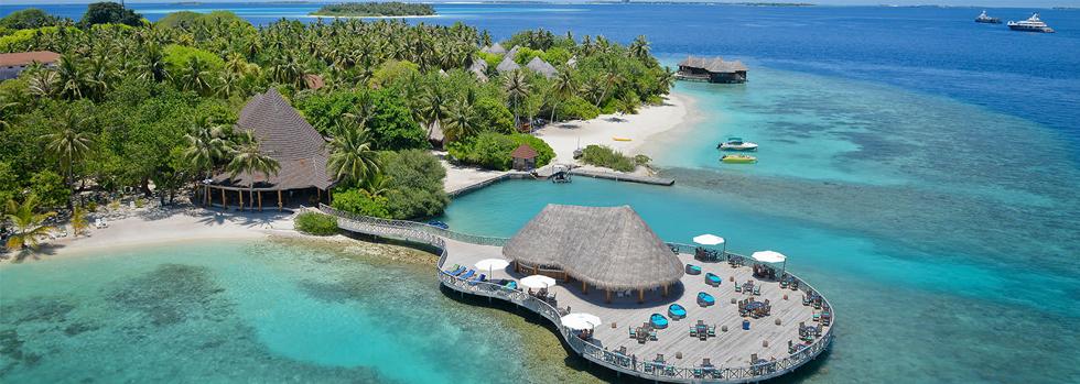 Hotel Bandos aux Maldives
