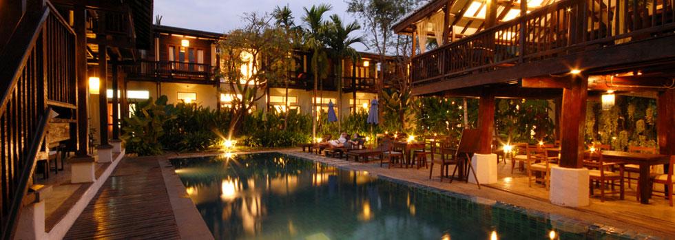 Séjour à Chiang Mai : Banthai Village