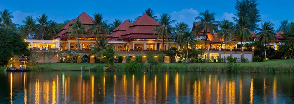 Séjour d'exception au Banyan Tree Phuket