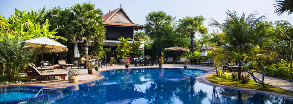 Hôtel au Cambodge : Battambang Resort