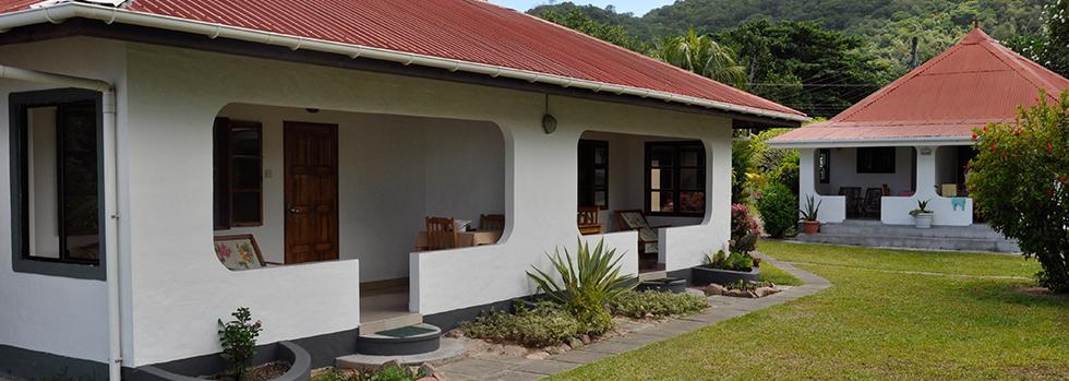 Hôtel aux Seychelles : Beach Villa