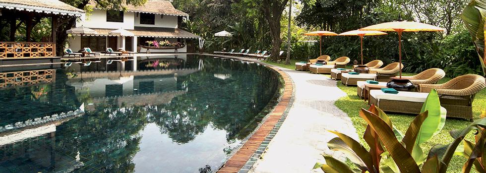 Hôtel à Rangoon : Belmond Governor's Residence