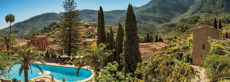 Hôtel de luxe à Majorque : Belmond La Residencia