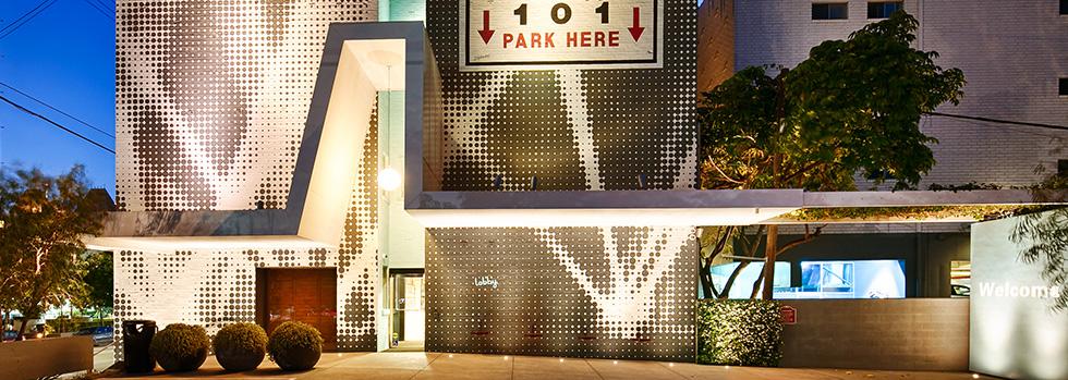 Séjour au Best Western Plus Hollywood Hills