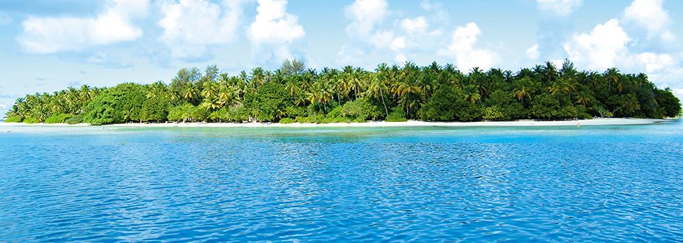 Biyadhoo aux Maldives