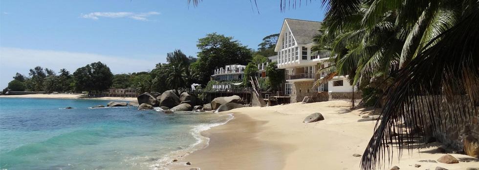 Hôtel aux Seychelles : Bliss Seaside