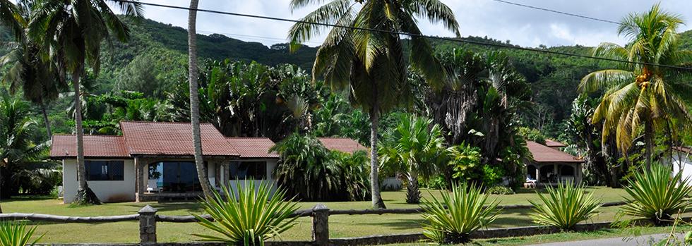 Hôtel aux Seychelles : Blue Lagoon Chalets