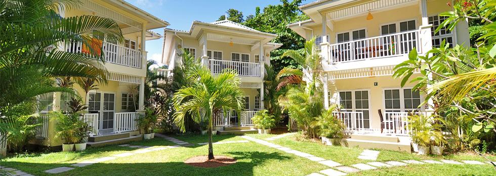 Hôtel aux Seychelles : Bord Mer Villa