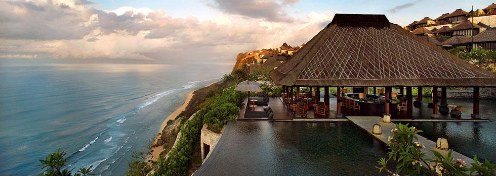 Hôtel à Jimbaran : Bulgari Resort