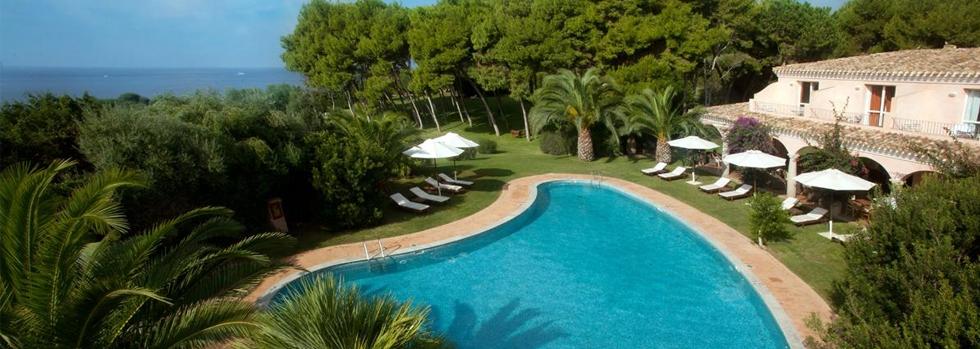Cala Caterina, un bel hôtel en Sardaigne