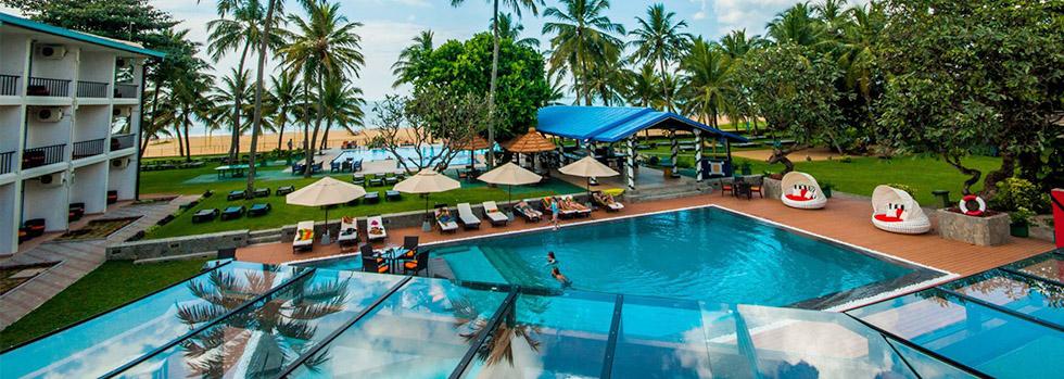 Le Camelot Beach Hotel à Negombo