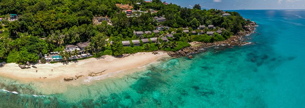 Hôtel aux Seychelles : Carana Beach Hotel