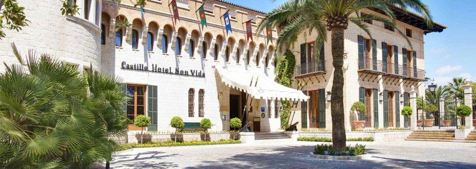 Hôtel de luxe à Majorque : Castillo Hotel Son Vida