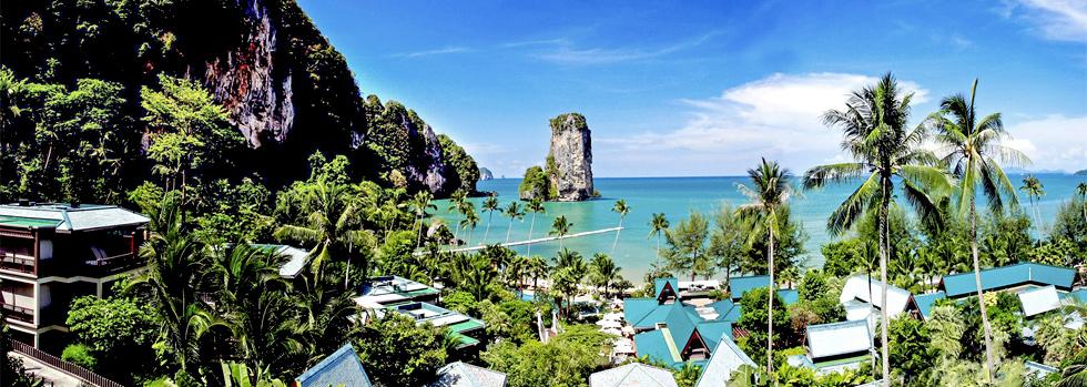 Séjour au Centara Grand Beach Krabi