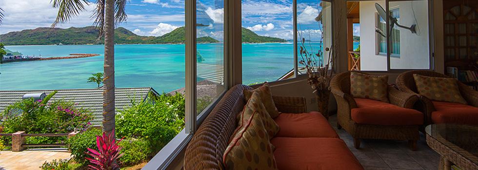 Séjour aux Seychelles : Chalets Côté Mer