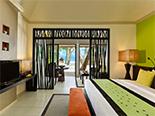 Exemple de chambre de l'hôtel Angsana Ihuru Resort & Spa