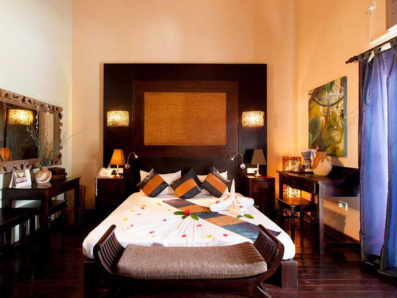 Chambre au confort simple