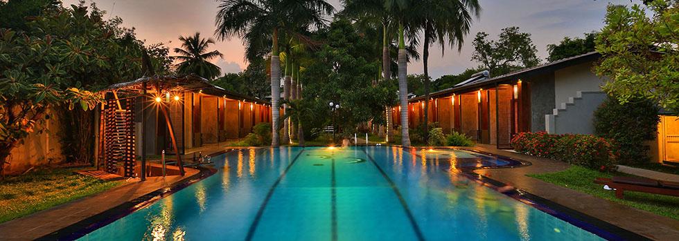Séjour au Sri Lanka : Chandrika Hotel