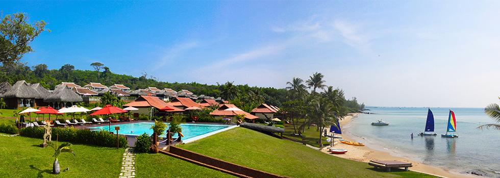 Votre séjour au Chen Sea Resort & Spa