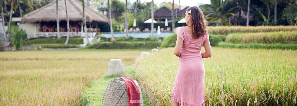 Circuit de charme à Bali