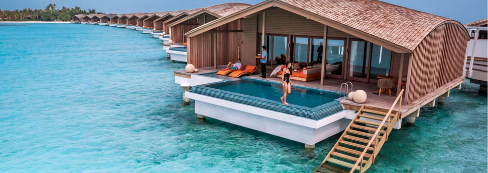 Club Med Villas Finolhu avec votre spécialiste oovatu