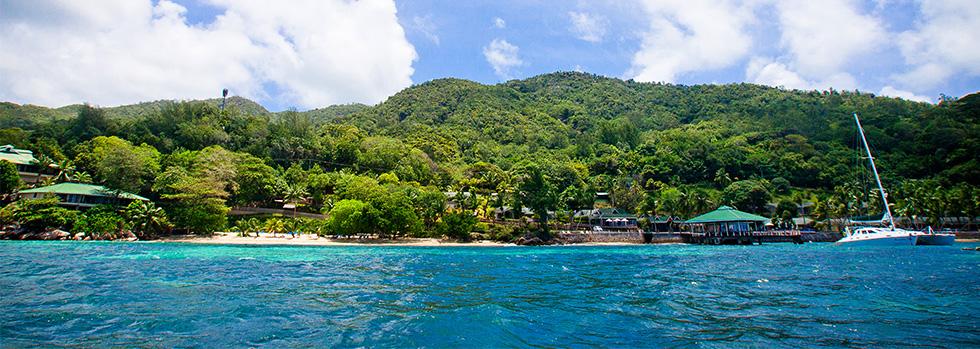 Hôtel à Praslin : Coco de mer