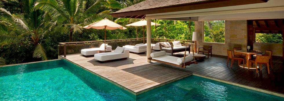 Como Shambhala Estate : un hôtel de luxe à Ubub