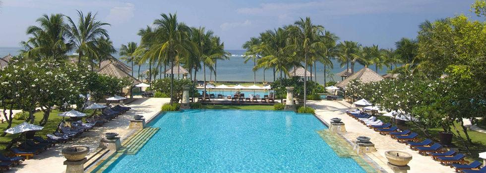 Conrad Bali : un hôtel idéal pour des vacances en famille en Indonésie