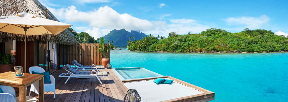 Conrad Bora Bora Nui - Hilton website