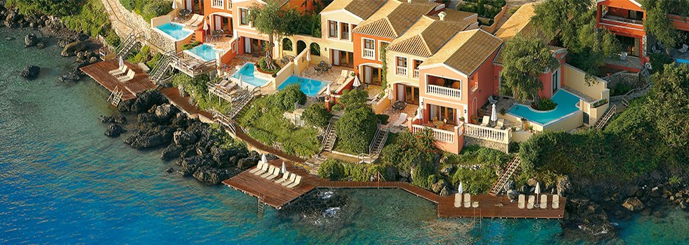 Corfu Imperial Grecotel Exclusive Resort ile de Corfou