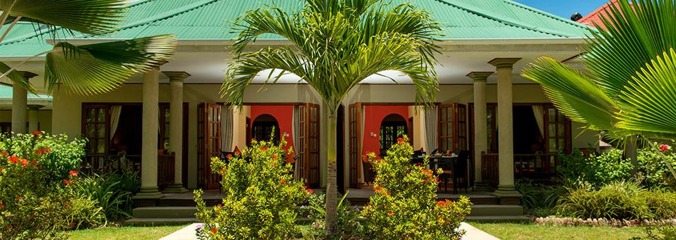 Hôtel à Praslin : Côte d'Or Chalets