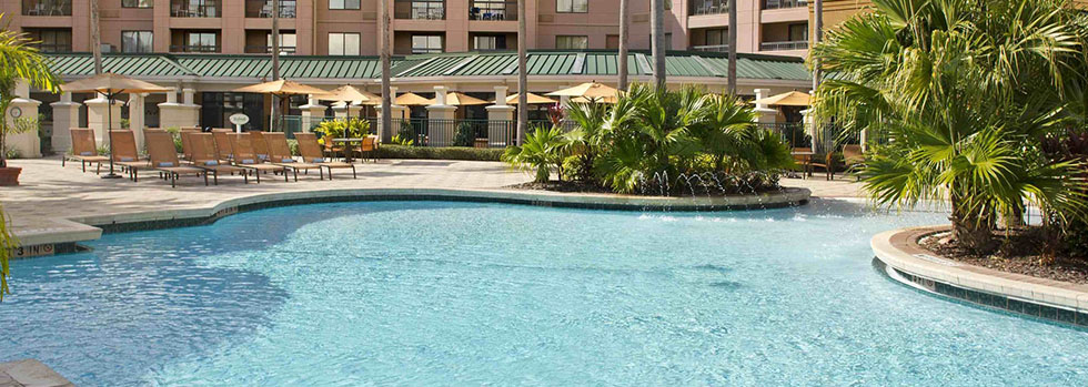 Hôtel à Orlando : Courtyard Orlando Lake Buena Vista