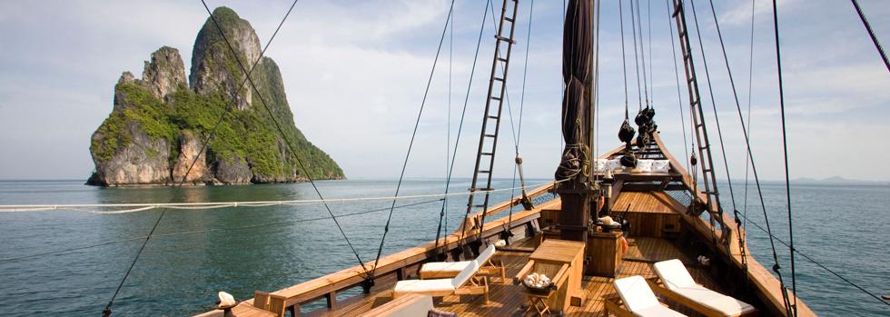 Croisière dans les petites îles de la Sonde