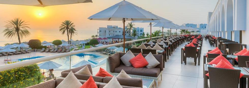 Crowne Plaza Muscat Oman