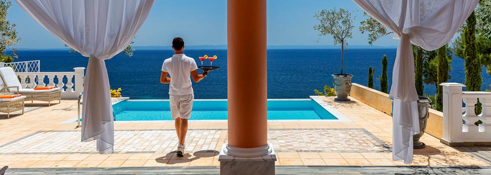 Danaï Beach Resort & Villas en  Halkidiki